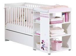 chambre bébé garcon conforama lit bébé 60x120 cm minnie conforama lit bebe et lits