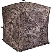 Pop Up Ground Blind Hunting Blinds U0027s Sporting Goods