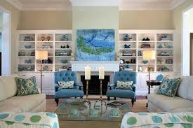 beach house decor blue white stripe towel wooden folding table