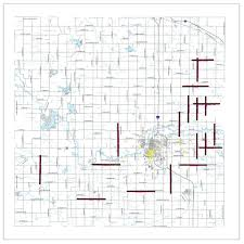 Michigan County Map With Roads by Roads U0027closed Indefinitely U0027 In Isabella County Due To Flooding Wsmh