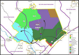 Greenville Nc Map Nc Deq Pender County