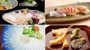 des photos de cuisine อาหารแบบไคเซก jnto