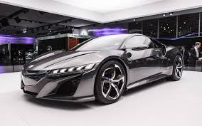 Acura Nsx Weight 2015 Acura Nsx Engine United Cars United Cars