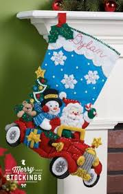 bucilla seasonal felt kits baby s