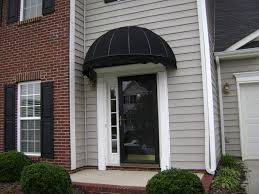 Building An Awning Over A Door Residential Door And Window Awnings