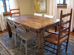 Build Your Own Home Kit by Beautiful Dining Room Table Kits With American Country Home Decor