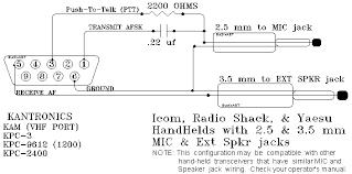 схемы подключения tnc к трансиверам