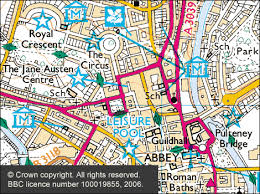 map uk bath somerset entertainment and leisure write across the west