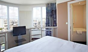 family duplex room hotel best western paris