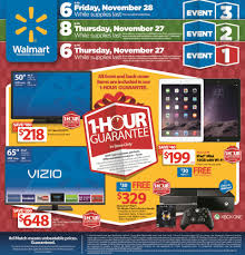 tv best deals black friday walmart walmart u0027s black friday deals revealed includes xbox one u201cthe