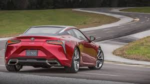 lexus lc fuel economy 2018 lexus lc500 we drive lexus u0027 latest luxury coupe