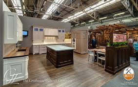home design show new york 2014 hand planed walnut wood counter distressed by grothouse