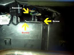 chevrolet silverado k2xx 2014 present why does my blower motor not