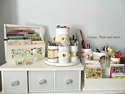 Organize A Craft Room - organizing your craft room on a budget vintage paint and more
