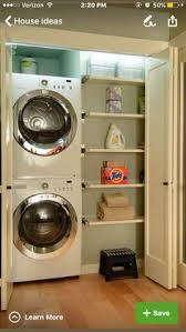 laundry in bathroom ideas stackable washer and dryer small laundry room stackable washer