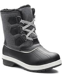 womens winter boots deals on totes women s winter boots size medium 8 med grey