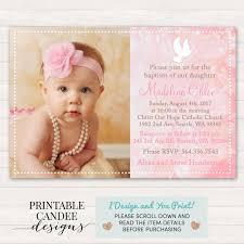 christening invitation for baby hello kitty christening