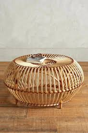Side Table Round Rattan Side Table Cl Tables Living Room Round