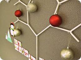 christmas decoration ideas for office cubicles ne wall