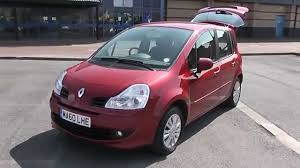 renault grand modus dynamique dci 86 1 5 diesel manual ma60lhe