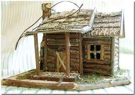 flickriver log or twig cabin or building ornaments pool