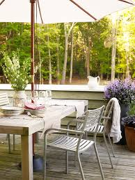 Patio Table Decor 9 Inexpensive Ways To Refresh Your Outdoor Decor Rich U0027s For The
