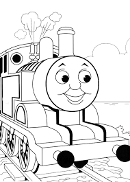 thomas train clipart black white clipartxtras