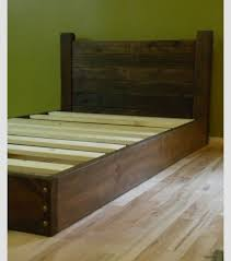 Toddler Platform Bed Best 25 Twin Platform Bed Ideas On Pinterest Diy Twin Bed Frame