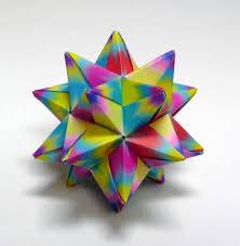 tie dye origami tie dye decoration rainbow