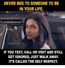 Respect Meme - 25 best memes about self respect self respect memes