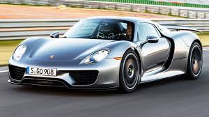 blue porsche spyder 2015 porsche 918 spyder first test fastest 0 60 time ever plus