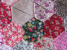 159 best hexagon love images on pinterest english paper piecing