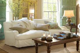 Pottery Barn Livingroom Good Looking Pottery Barn Living Room Home Inspiration