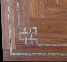 inlaid flooring by seclay