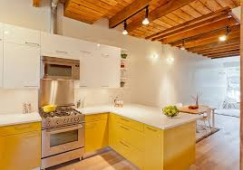 Kitchen Cabinets The  Most Popular Colors To Pick From - Orange kitchen cabinets