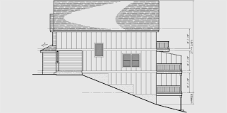 house plans with daylight basement fourplex house plans daylight basement house plans f 565