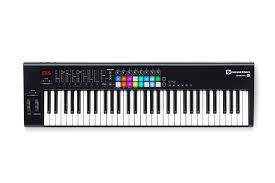 amazon com novation launchkey 61 usb keyboard controller for