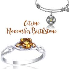 november birthstone topaz or citrine birthstones u0026 their meanings month by month guide
