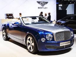 bentley convertible blue bentley grand convertible concept notoriousluxury
