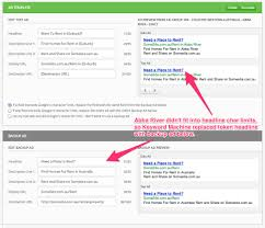 stop worrying about ad relevance a keyword machine guide to