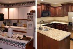 what is the cost of refacing kitchen cabinets kitchen refacing before and after what does cabinet refacing cost