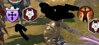 what does siege what does this purple icon beside my name in fortress siege