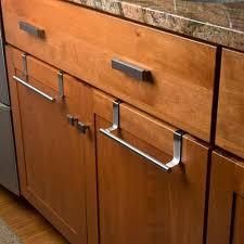 over cabinet door towel bar evelots set of 2 over cabinet door dish towel bar holders 9 1 stainl