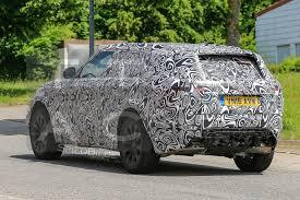 2018 range rover velar new coupe like suv waiting geneva 2017