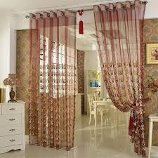 Brown Patterned Curtains Vintage Patterned Curtains Here Are Some Tips Whalescanada