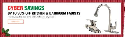brands of kitchen faucets kitchen faucets quality brands best value the home depot