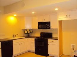 Kitchen Lighting Layout Kitchen Lighting Recessed Layout Cylindrical Black Cottage Crystal
