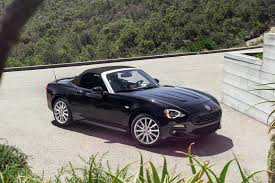 fiat spider 1981 2017 fiat 124 spider first look review motor trend