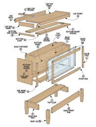 barrister u0027s bookcase woodsmith plans