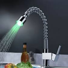 used kitchen faucets you used the kitchen faucets with led lig nutrition